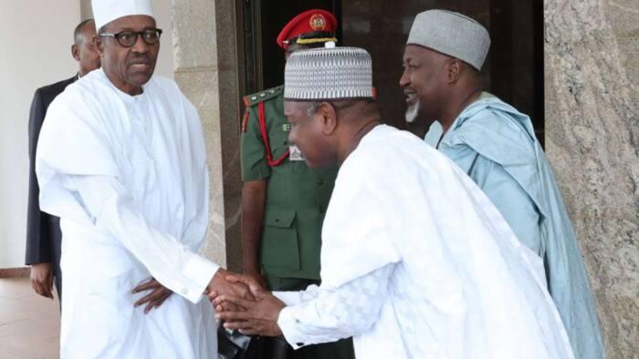 Bagudu yace Buhari zai samu makukun kuri'a a jihar Kebbi a zaben 2019
