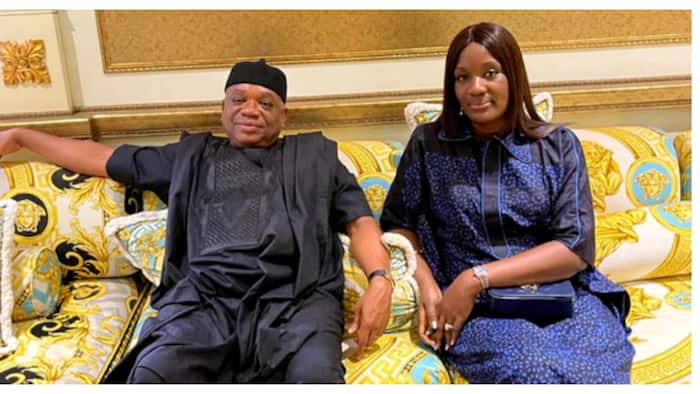 Influential APC senator gives new, stunning definition of wife