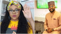Nollywood actress Stella Damasus supports Banky W amid criticism on social media