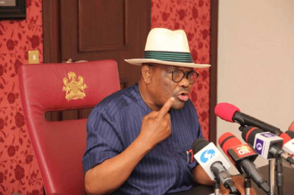 Ku Shirya Birne Nigeria idan Ku Ka Kashe Ortom: Wike Ya Gargaɗi FG