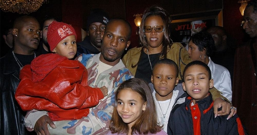 DMX: Rapper's 15 Children Fly in To Stay with Him After 'not-so-good' Prognosis