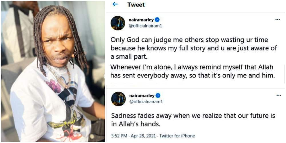 Ramadan: Only God Can Judge Me, Naira Marley Preaches During Holy Month