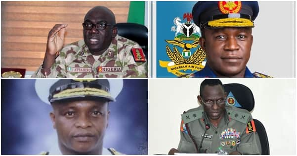 Selection of new service chiefs not by federal character, says presidency