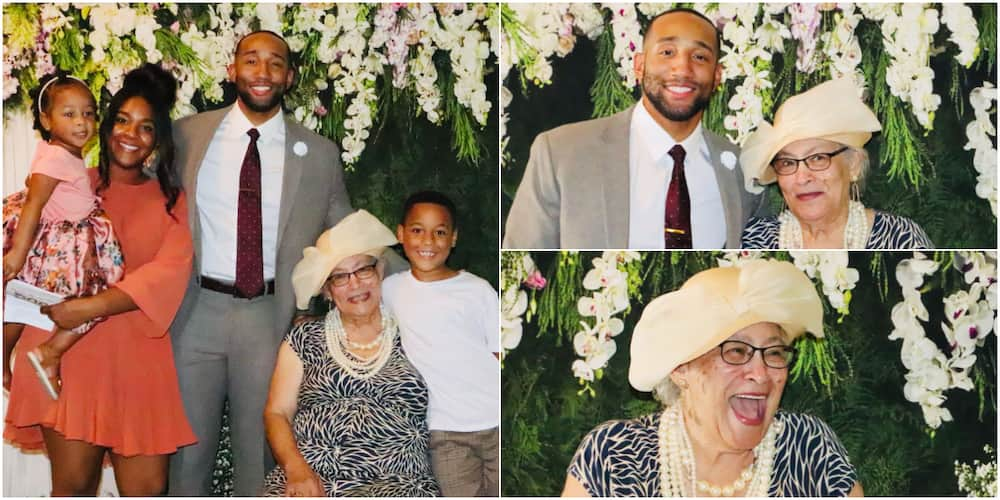 The granny was there for Anthony and his siblings