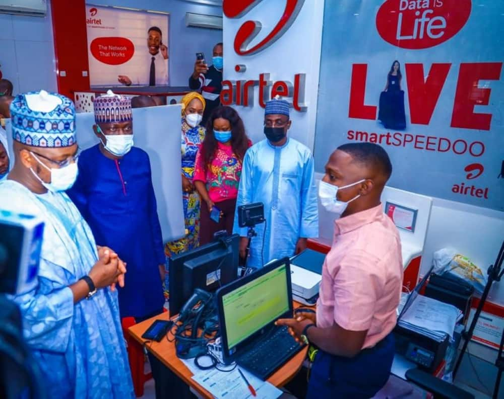 NIN-SIM linkage exercise: FG commends telco for compliance, gives fresh details