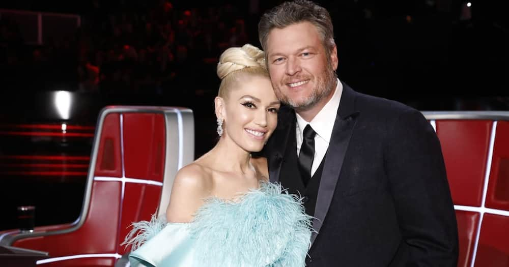 Gwen Stefani will be marrying her fiance Blake Shelton this weekend. Photo: Getty Images.