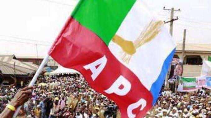 An tsige shugaban APC na jihar Enugu