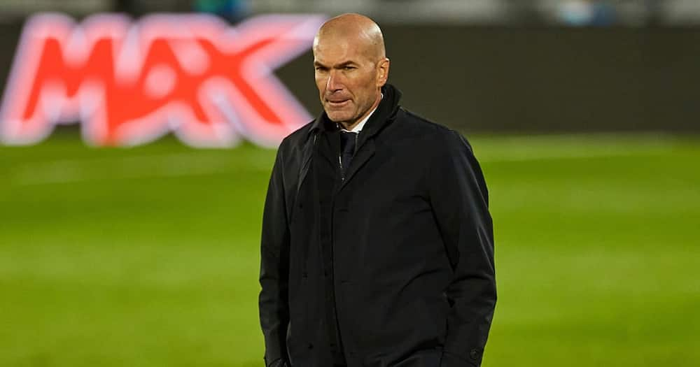 Zinedine Zidane: Real Madrid coach plans to quit at the end of the season