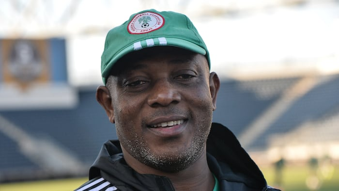 Chelsea icon pays touching tribute to late Super Eagles legend Stephen Keshi on live TV
