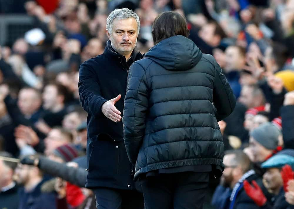 """Antonio Conte sends message to Jose Mourinho as """"little man"""" heads to Italy to renew rivalry"""