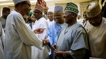 New minimum wage: Governors to meet President Buhari again on Friday, December 14