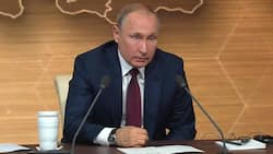 We're now the only country that can deploy hypersonic weapons, says Putin