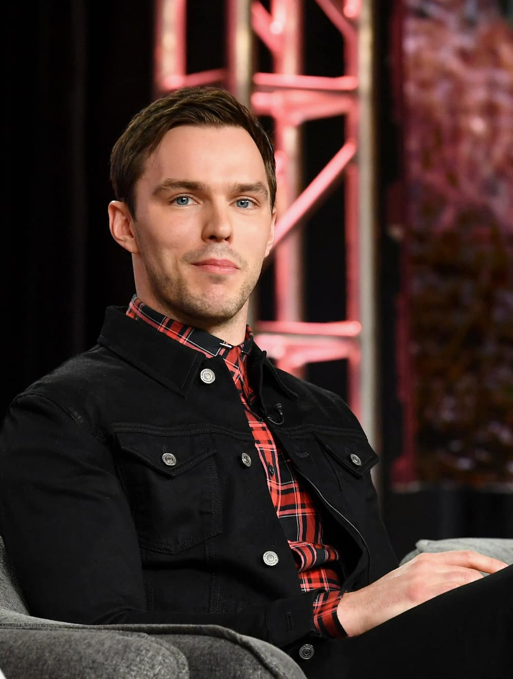 Nicholas Hoult and Bryana Holly