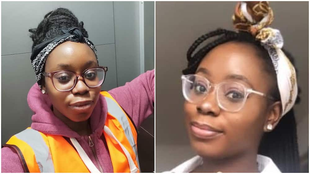 Weeks after Nigerian lady paid for visa fee, rent in another city, company 'sacks' her