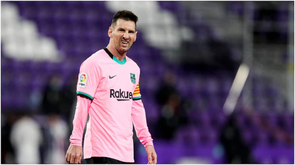 Lionel Messi: Barcelona captain declares interest in playing in the United States someday