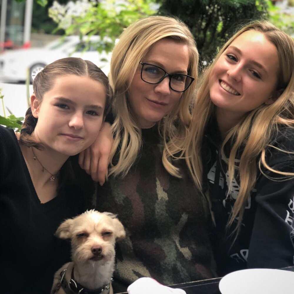 Jennie Garth daughter