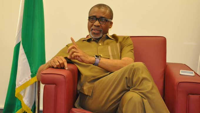 Insecurity: Senator Abaribe Attacks Buhari, Says Nobody Takes President Seriously, Even Service Chiefs