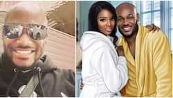 No vibe killer here please: 2Baba declares as he cools off amid marital crisis