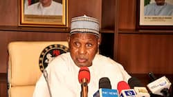 Nigerian governor says current challenges will make the nation stronger