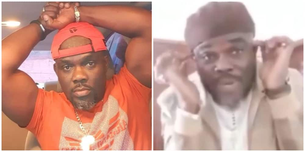 No to Nigerian music in Cameroon: Upcoming Cameroonian actor blows hot