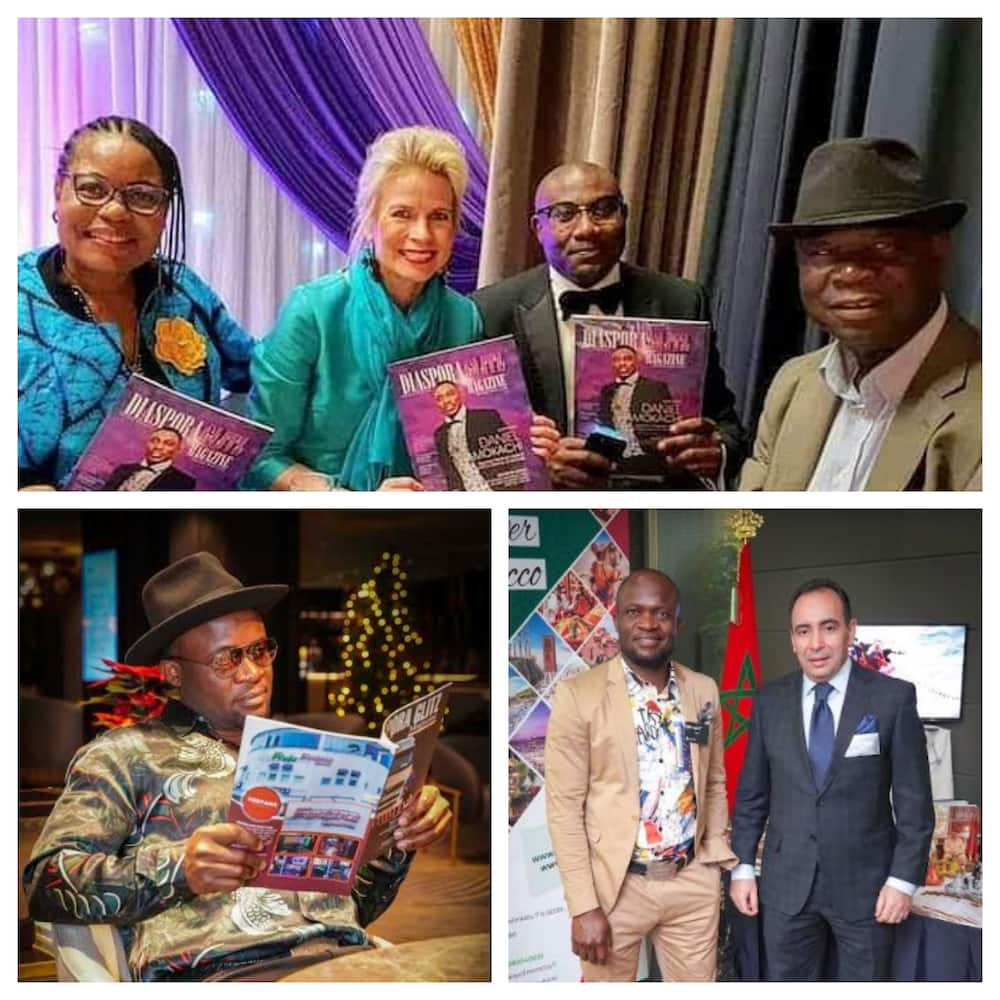 'How I became big time publisher after the wealthiest man in my village embarrassed me', Nigerian publisher in Finland Obi-West speaks