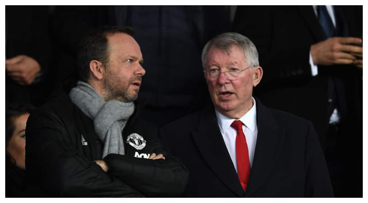Man United chief Ed Woodward rejects Ferguson's choice of new consultant