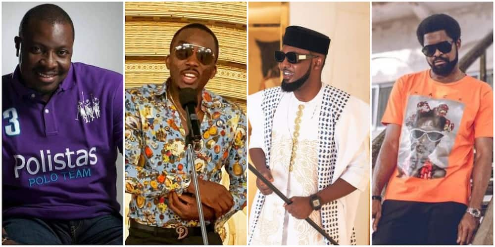 Nigerians decide on their comedian of the year between Bovi, Basketmouth, AY and Ali Baba