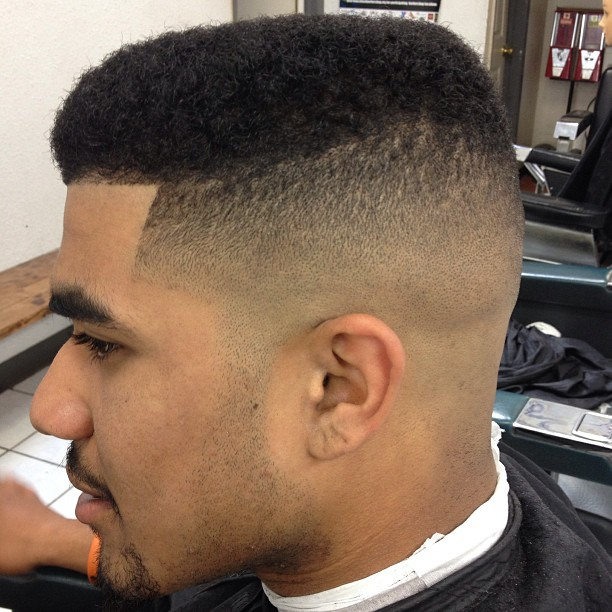 Military Haircuts For Black Men 70