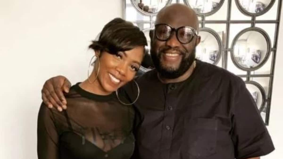 Tiwa Savage looks glamorous as she steps out with a bang in 2019