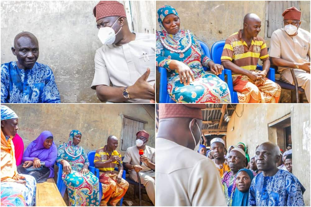 EndSARS: Makinde visits families of Isiaka, other slain victims in Ogbomoso