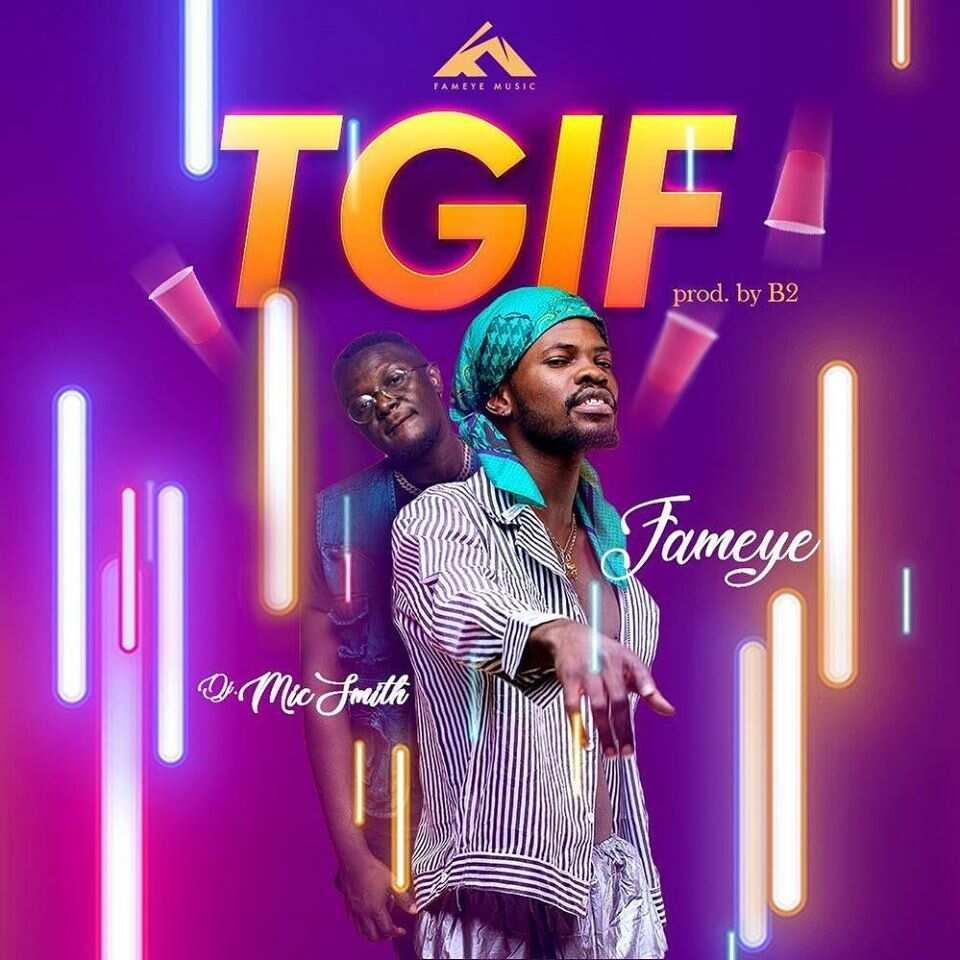 Fameye - TGIF lyrics
