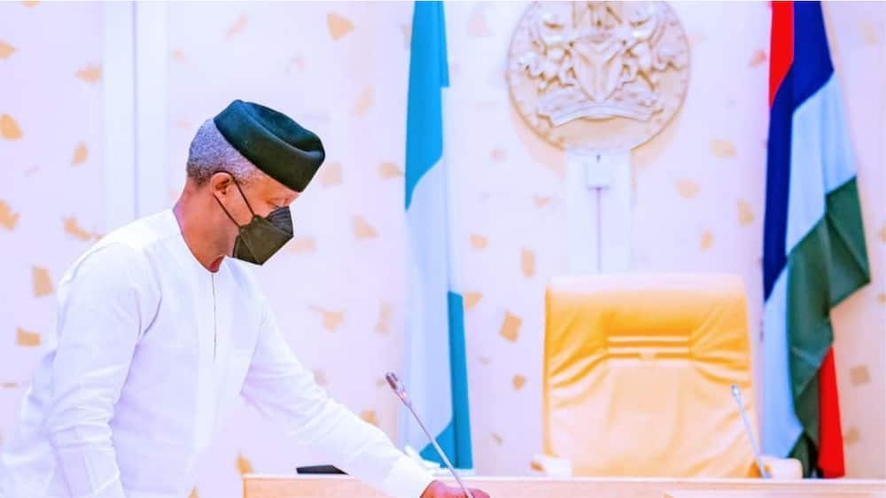 Secession Agitations in Nigeria: Vice President Osinbajo Speaks on Importance of Unity and Tolerance