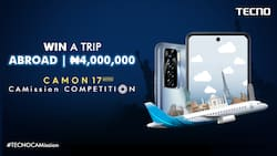 Entry Into Tecno's Camission Closes in 3 Days and N4,000,000 Is Up for Grabs!