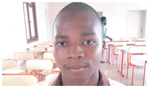 Abdullahi Akanbi: I left private school due to lack of funds - Nigeria's best science student