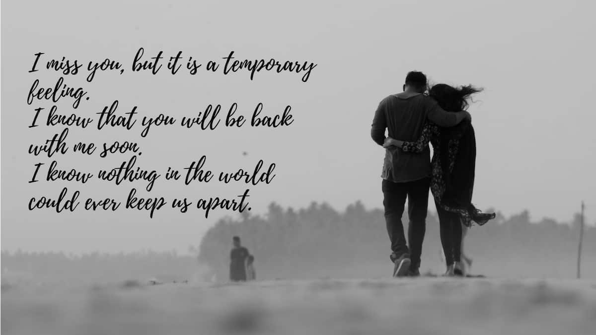 Top 50 Romantic Missing You Messages and Quotes for Her