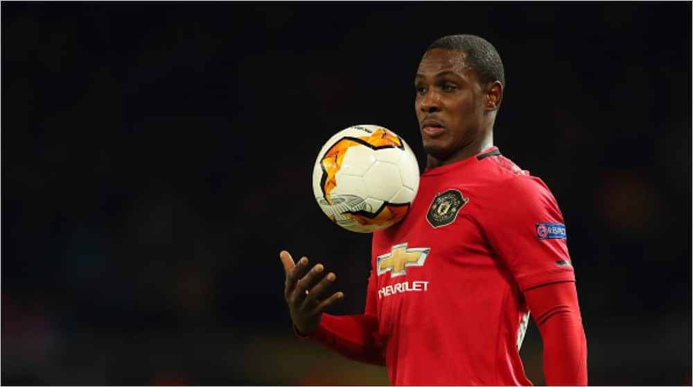 Just in: Odion Ighalo set to join new club on permanent transfer after leaving Manchester United
