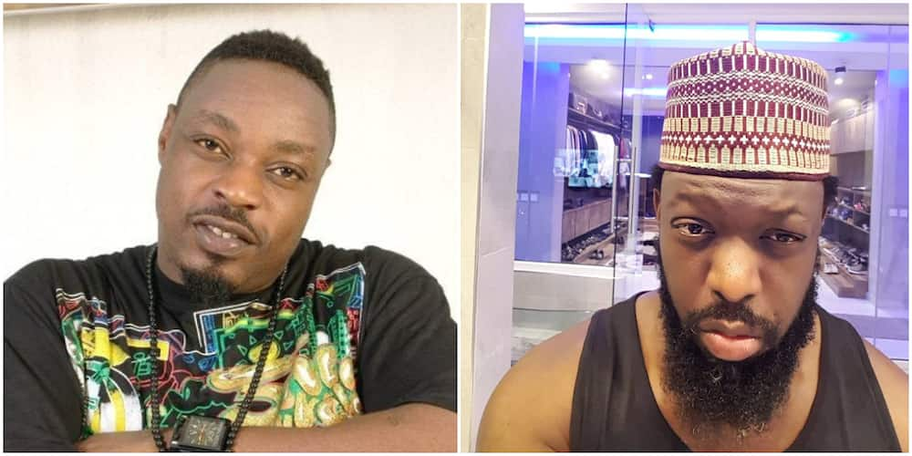 Rapper Eedris Abdulkareem Takes Sides With Fans As They Drag Colleague Timaya, Call Him an Ingrate