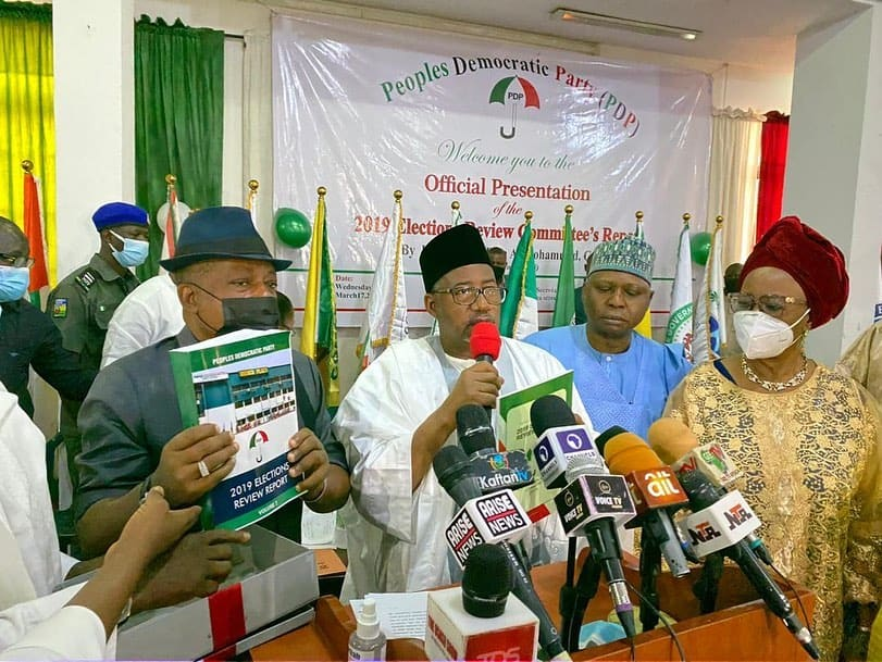 PDP Panel Finally Reveals How Party's Presidential Candidate Should Be Selected in 2023
