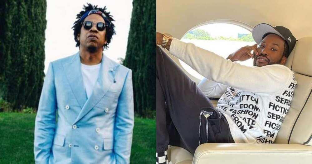 Robert Kraft: Jay Z & Meek Mill Surprise New England Patriot Owner With Bentley