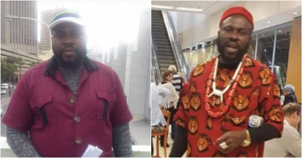 Image result for Nigerian man allegedly killed by his uncle while visiting from abroad