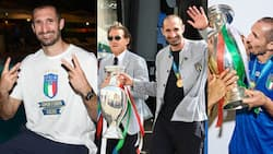 How Juventus superstar who is a Master's degree holder masterminded Italy's EURO 2020 triumph