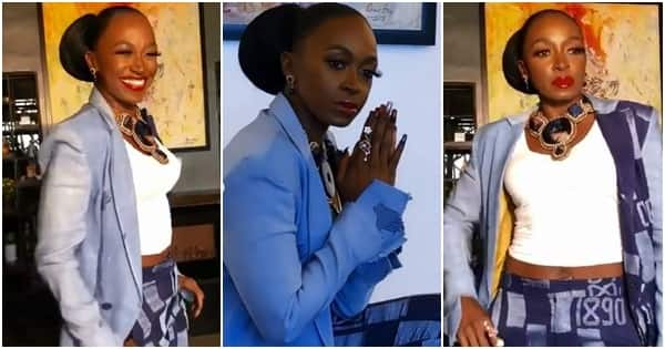 Forever young actress Kate Henshaw clocks 48, celebrates with photo, fun videos