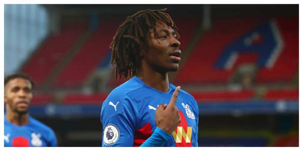 Eberechi Eze scores wonder goal in Crystal Palace win over Sheffield United