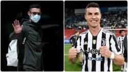 Jubilation as Cristiano Ronaldo returns to Juventus amid PSG's interest