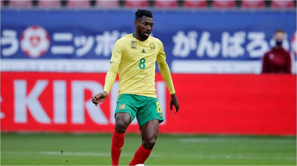 Zambo Anguissa Scores as Cameroon Defeat Nigeria 1-0 in Friendly Encounter