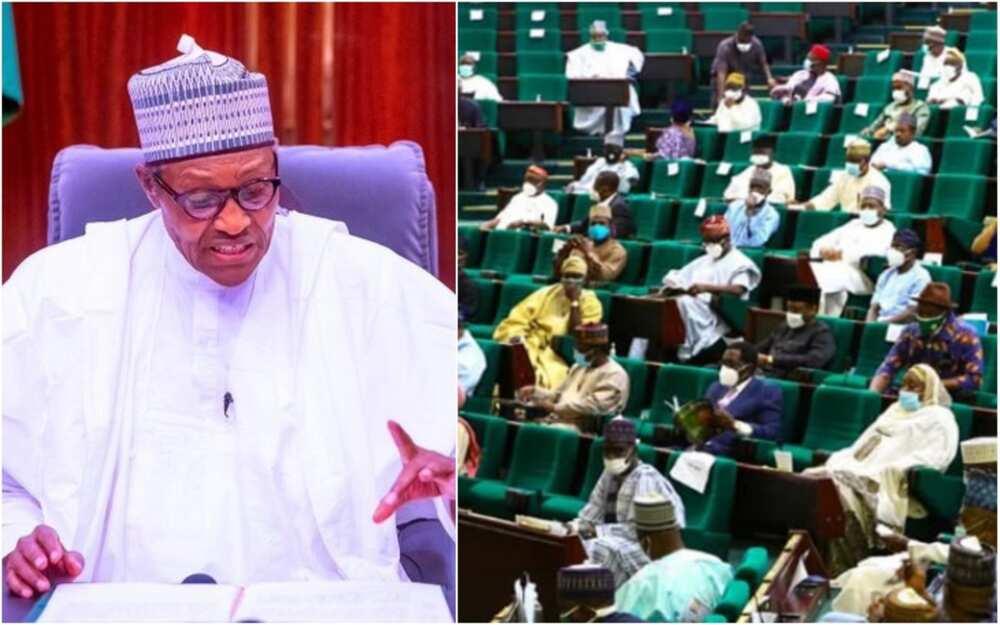 774,000 jobs: Reps suspend Buhari's scheme