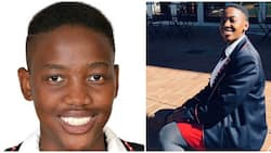 Meet best graduating South African student who had to travel 30km to school (photos)