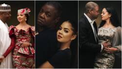 9 stunning pre-wedding photos of billionaire daughter Adama Indimi with hubby Malik Ado-Ibrahim