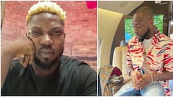 Davido deserves to win a Grammy award, he works hard, K-Solo makes case for colleague