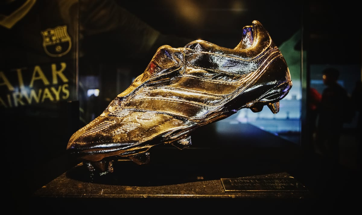 Top 11 highest paid cup in football - Golden boot